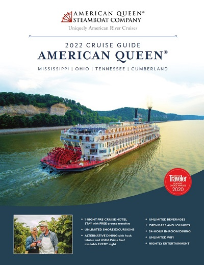 2022 American Queen Cruise Guide